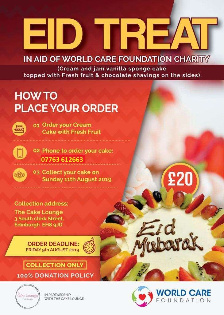 EID TREAT 2019 - World Care Foundation